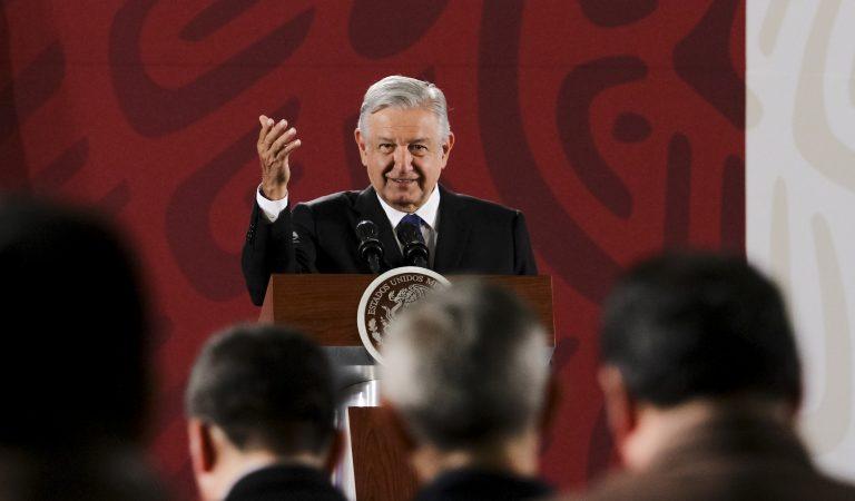 Garantiza López Obrador Transparencia en el tema de Santa Lucía