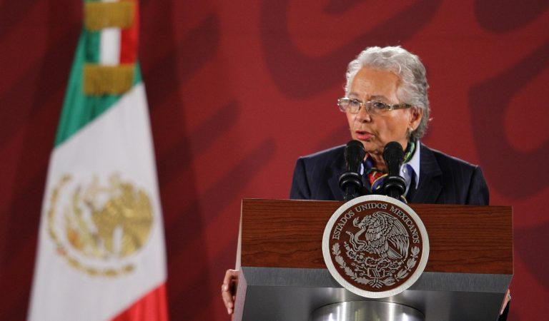 México está preparado para una mujer en la Presidencia: Sánchez Cordero