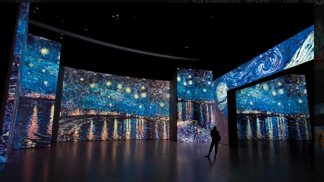 La expo Van Gogh Alive vendrá a México en 2020