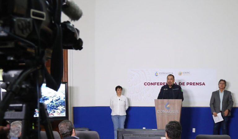 Suspenden clases en Colima, Jalisco y Nayarit por lluvias