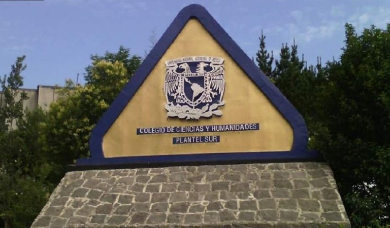 Alumna denuncia violación al interior del CCH Sur