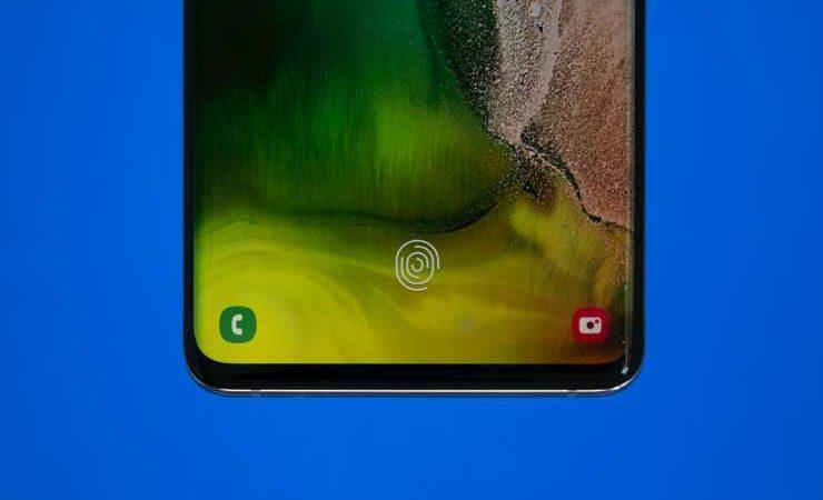 Samsung avisa: el Galaxy S10 se puede desbloquear con cualquier huella