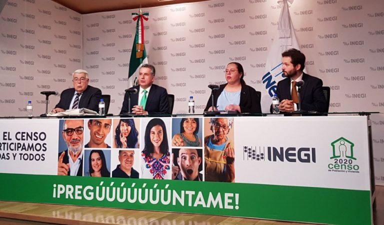 INEGI pide a diputados respetar su presupuesto para Censo 2020