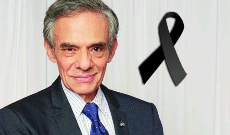 Alista el gobierno de México el homenaje a José José