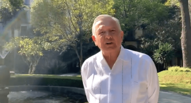 López Obrador destaca labor del Teletón, pide a mexicanos ayudar