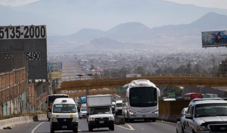 Pronostican cielo despejado en el Valle de México
