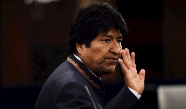 No hubo fraude electoral en Bolivia, insiste Evo Morales desde Argentina
