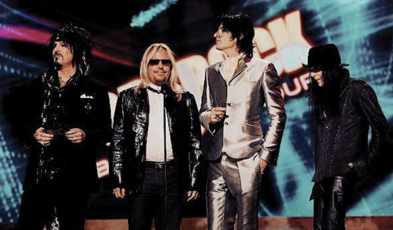 Mötley Crüe es la banda de rock más buscada en internet de 2019