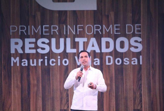 Destaca Vila Dosal bajos índices de inseguridad en Yucatán