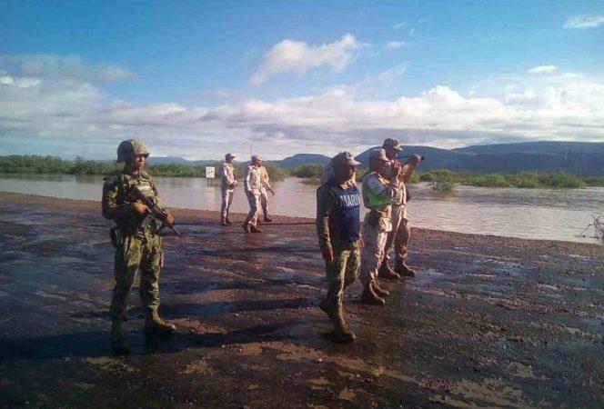Llaman a extremar precauciones en carretas por lluvias en Sonora