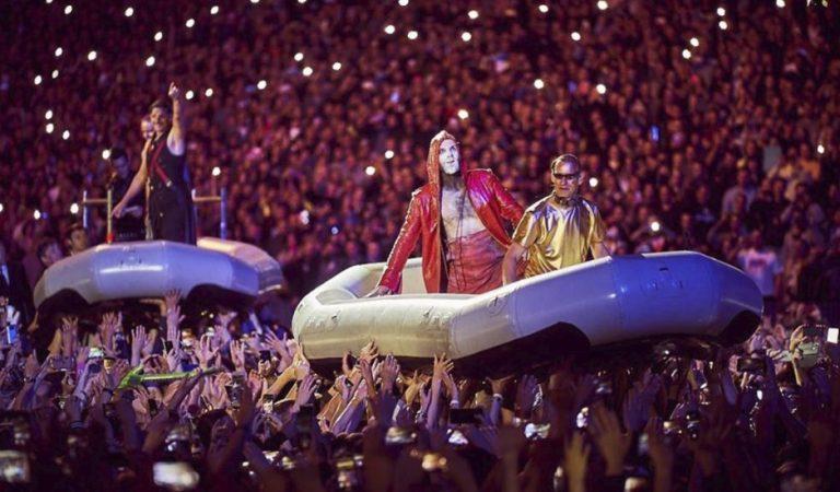Rammstein confirma concierto en México este 2020