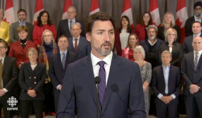 Trudeau afirma que ratificación del T-MEC comenzará la próxima semana