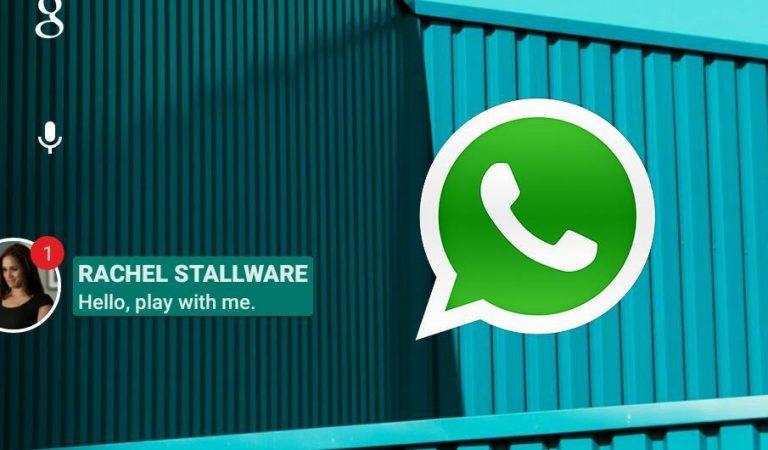 WhatsApp: Activa las burbujas de chat al estilo Messenger