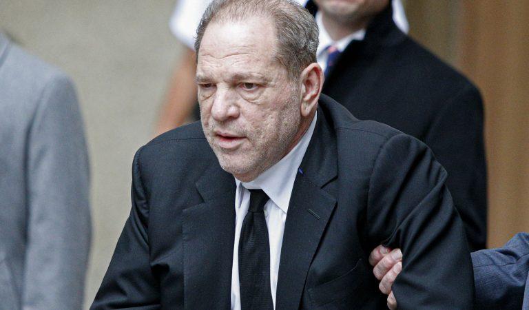 Jurado declara culpable al productor Harvey Weinstein