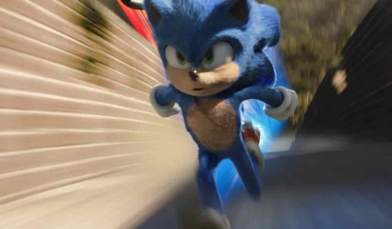 """Sonic"" encabeza la taquilla en México"