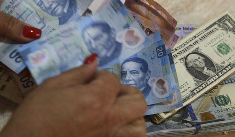 Peso mexicano se perfila a tener la peor semana desde mayo, este viernes