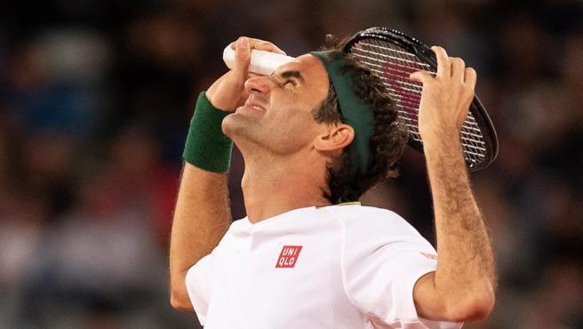 El tenista Roger Federer fue operado y se perderá el Roland Garros