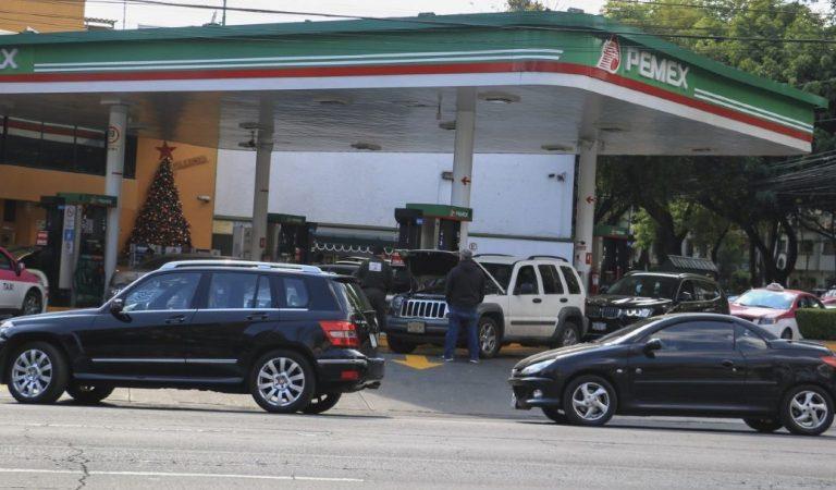 SHCP regresa estímulo fiscal a gasolina magna