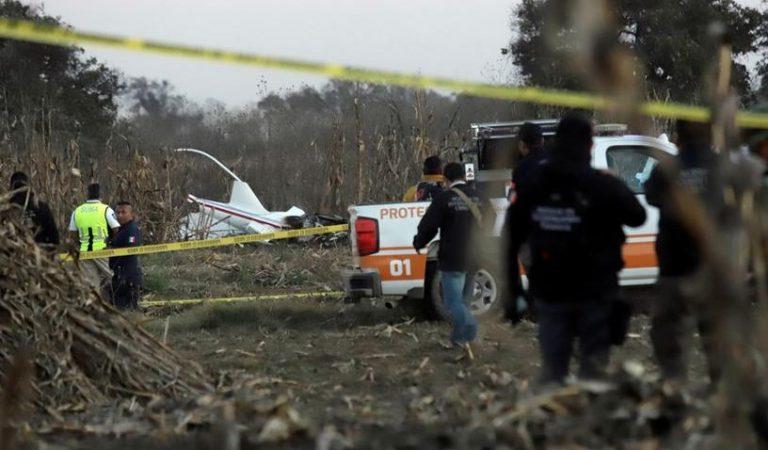 Helicóptero en el que viajaban Martha Erika y Moreno Valle, ya tenía fallas: SCT