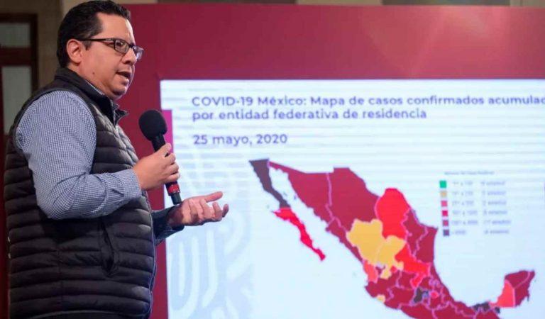 México es ya el noveno país con más muertes por COVID-19 tras superar a Irán