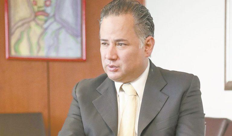 Van por cuentas bancarias de García Luna, CJNG y la Unión Tepito