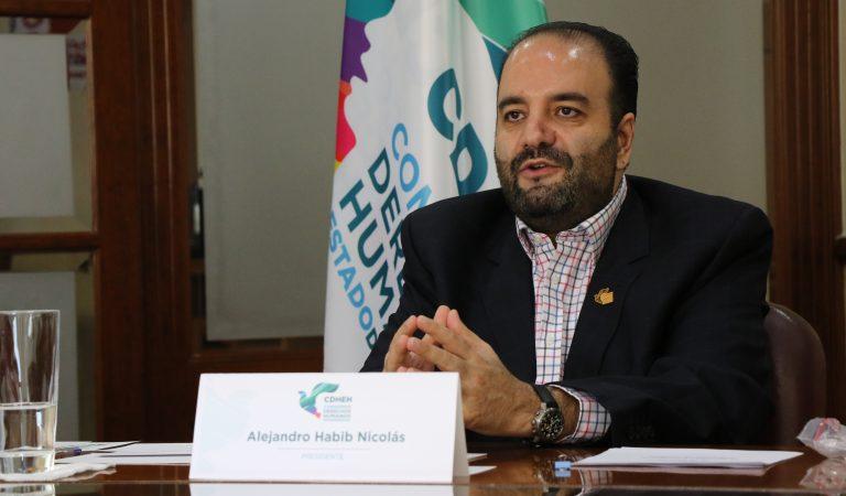 EMITE CDHEH RECOMENDACIÓN A LA H. ASAMBLEA MUNICIPAL DE CUAUTEPEC DE HINOJOSA