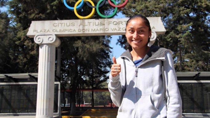 Lupita González se perderá Juegos Olímpicos de Tokio tras perder apelación ante el TAS