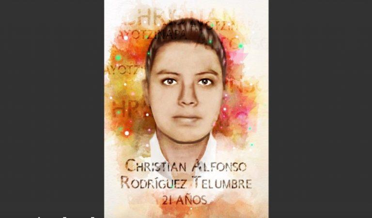ONU-DH se solidariza con familia de joven de Ayotzinapa tras hallar restos