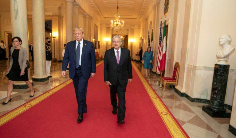 AMLO: Visita a Estados Unidos fue muy importante para América del Norte