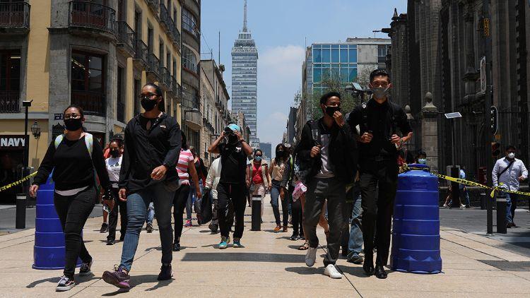Reapertura en espacios públicos en CDMX, gradual y apegados a reglas de sanidad