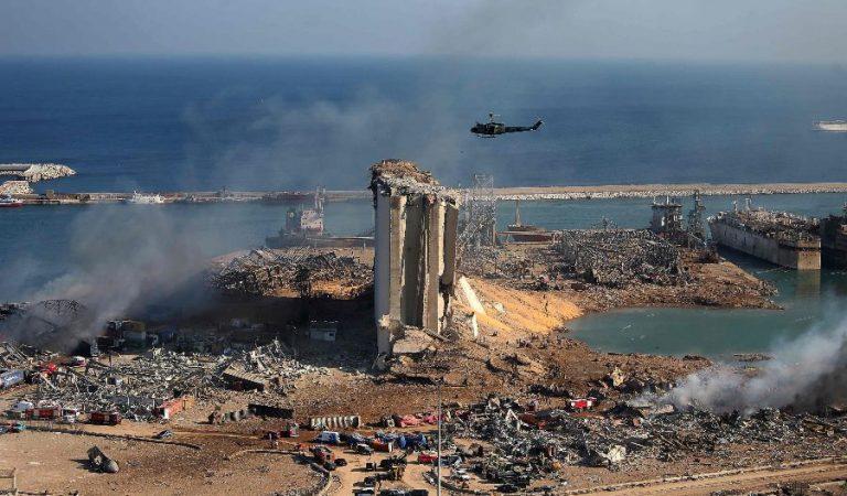 Beirut: la explosión fue la más potente no nuclear de la historia, según expertos