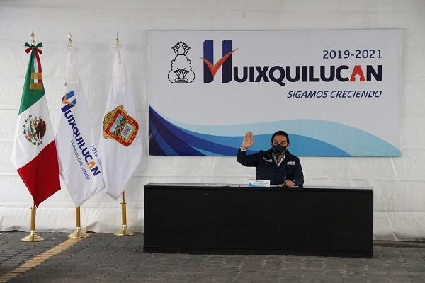 Huixquilucan el mejor evaluado del Estado de México y tercero en el país en prevención contra el  coronavirus