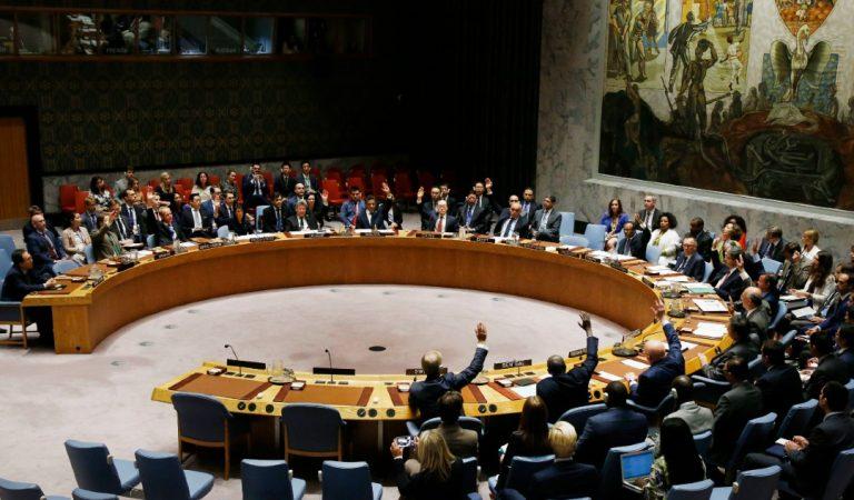 Consejo de Seguridad de la ONU rechaza extensión de embargo de armas contra Irán