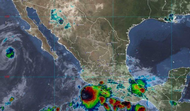 Huracán 'Elida' baja a categoría 1 y se debilita gradualmente en el Pacífico