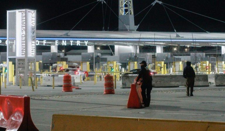 México y EE.UU. mantendrán restricciones a tránsito no esencial hasta 21 de septiembre