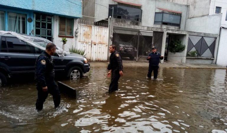 La Ciudad de México registrará lluvias fuertes