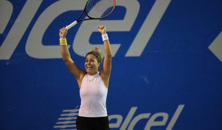 ¡Orgullo nacional! La tenista mexicana Renata Zarazúa jugará en Roland Garros