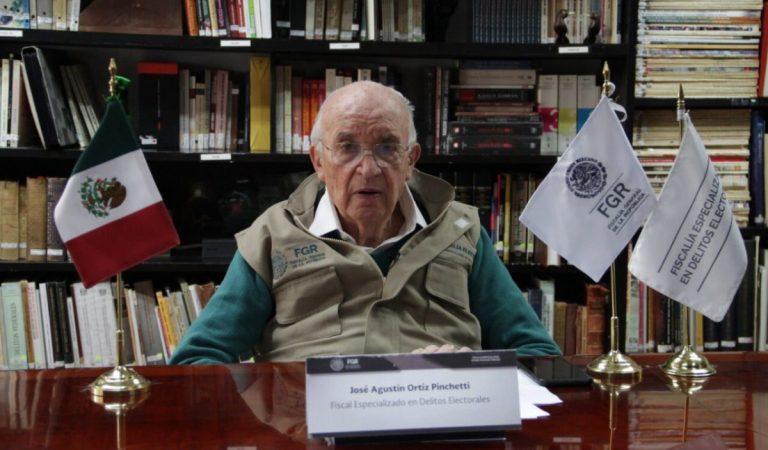 FEDE reporta saldo blanco en jornada electoral en Coahuila e Hidalgo