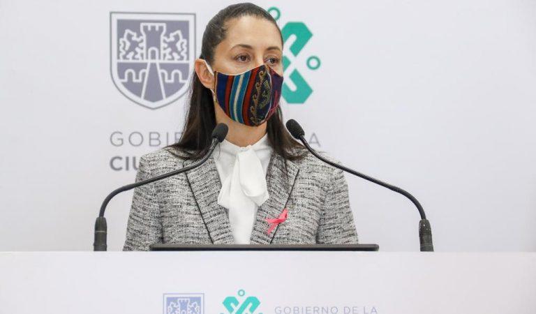 Descarta CDMX cerrar actividades por alza en ocupación hospitalaria