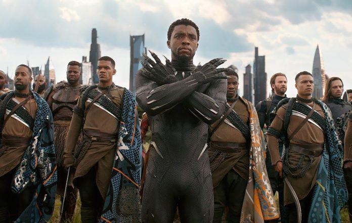 Disney homenajea a Chadwick Boseman con un nuevo comienzo de Black Panther