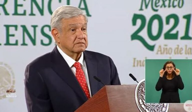 COVID-19, reactivación económica y migración, temas de importancia entre México y EEUU: AMLO