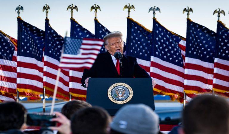 Republicanos proponen retrasar hasta febrero el juicio político a Trump