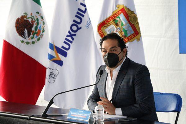 Tras anuncio del gobierno federal, Huixquilucan buscará adquirir vacunas contra COVID-19