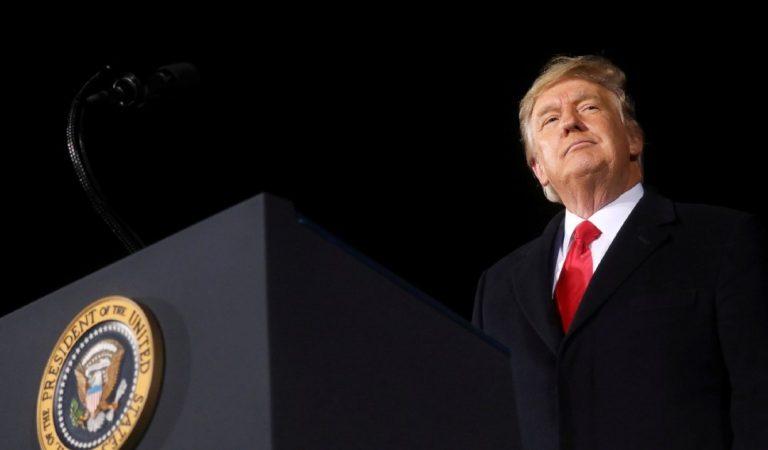 Juicio político de Donald Trump iniciará el 8 de febrero