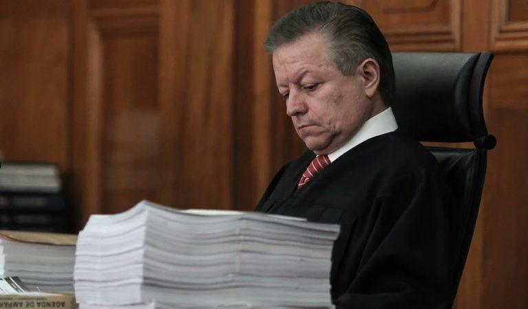 Corte admite consulta sobre Ley Zaldívar; la turnan al ministro José Fernando Franco