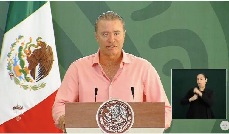 Sinaloa estará en condiciones para regreso a clases por avance de vacunación COVID-19: Quirino Ordaz