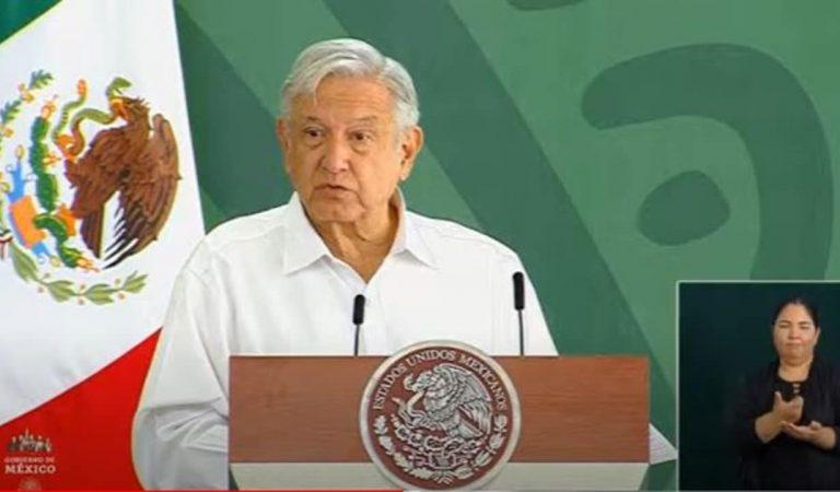 Casi todo Badiraguato, Sinaloa, recibe apoyo económico: AMLO