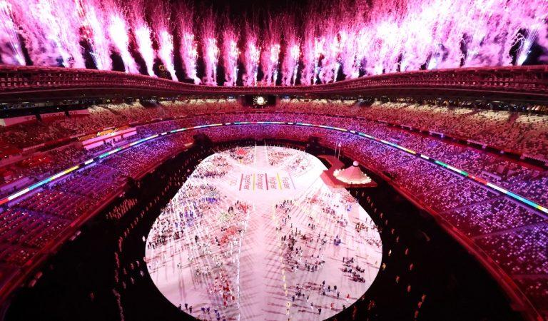 Inauguración de Juegos Olímpicos de Tokyo 2020