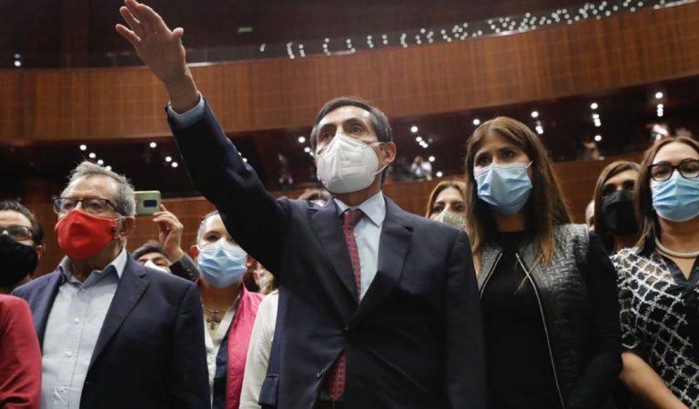 Cámara de Diputados ratifica a Rogelio Ramírez de la O como nuevo titular de la SHCP