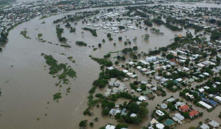 Imágenes de satélite revelan un aumento de población expuesta a inundaciones